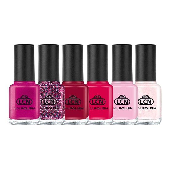 "Nail Polish Trendfarben ""What do you pink"""